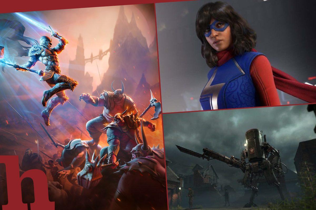 Game-Releases im September: Rüstige Skategötter und rostige Mechs