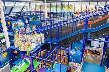Indoor Spielplatz Playworld
