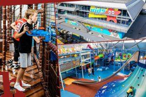 Playworld Wien: Gewinnt Familientag in Österreichs Spielparadies