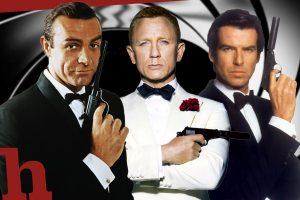 James Bond im Ranking – wer hat ihrer Majestät am besten gedient?