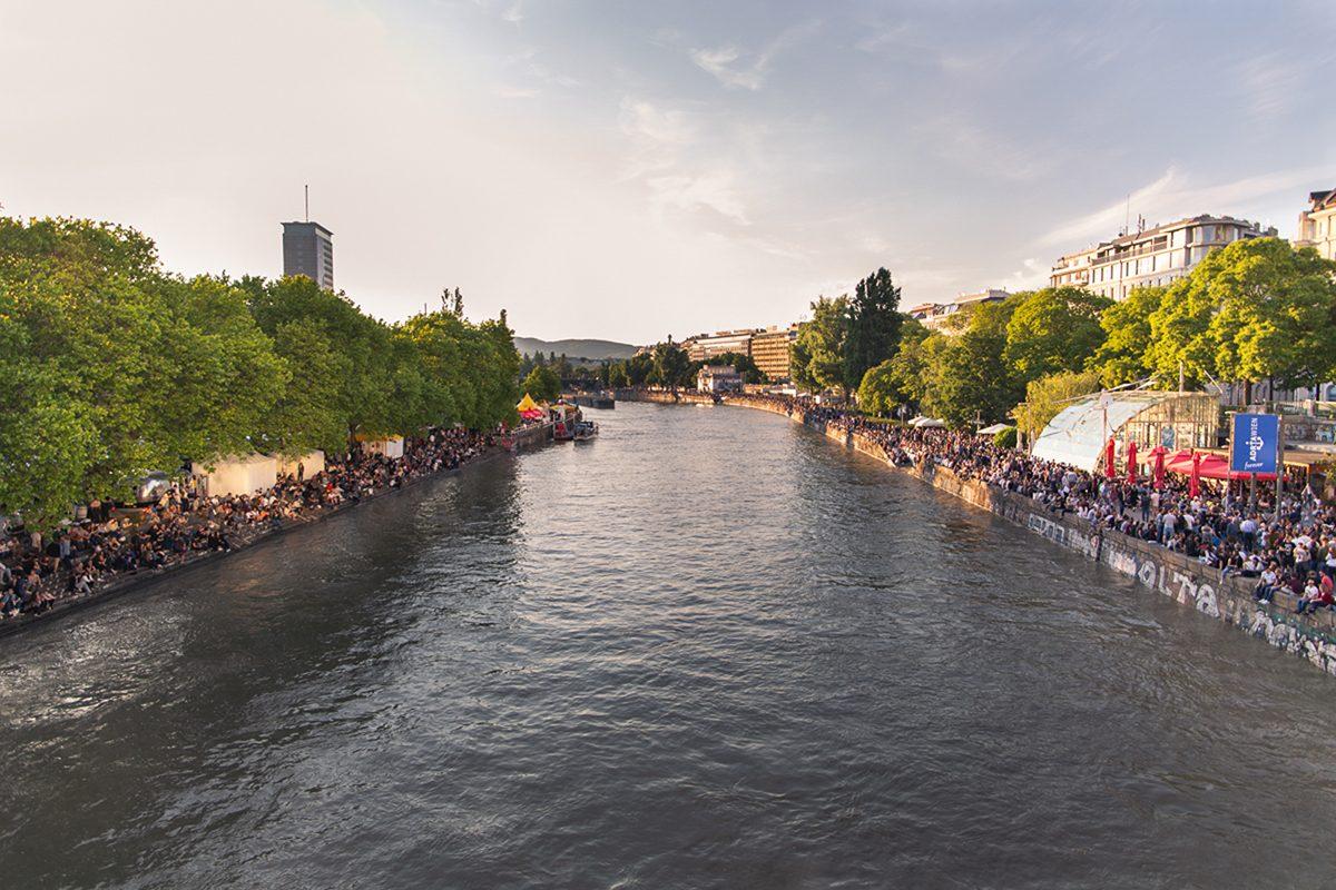 Donaukanaltreiben 2020 – so soll das Event trotz Corona steigen