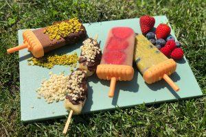 Veganes Eis selber machen – 3 einfache, köstliche Sorten!