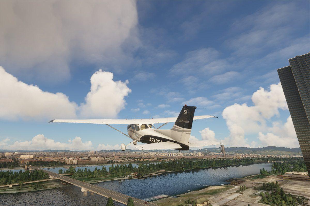 Flight Simulator 2020 im Test: Ein wahrer Höhenflug
