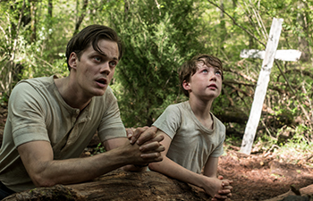 the devil all the time, tom holland, bill skarsgard, robert pattinson