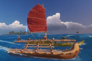 Windbound im Test: Indie-Spiel-Hit mit Urlaubsfeeling