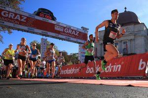 Graz Marathon wird  HybridRun: So läuft das virtuelle Duell