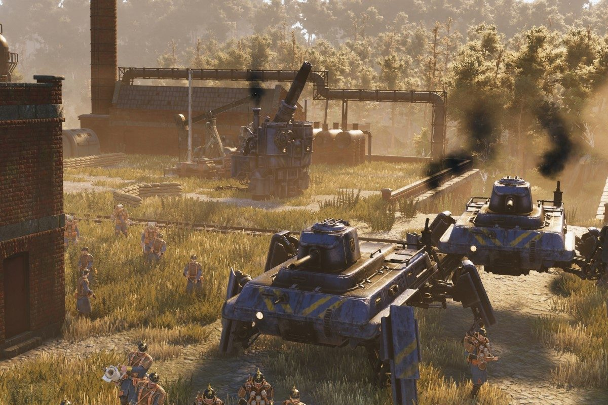 Iron Harvest 1920 im Test: Glorreiche Materialschlacht