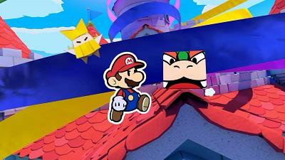 Paper Mario, Nintendo Switch, Sreenshot