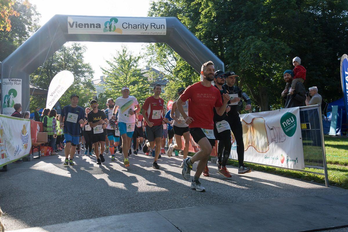 Austria Charity Run: Laufen für kranke Kids in ganz Österreich