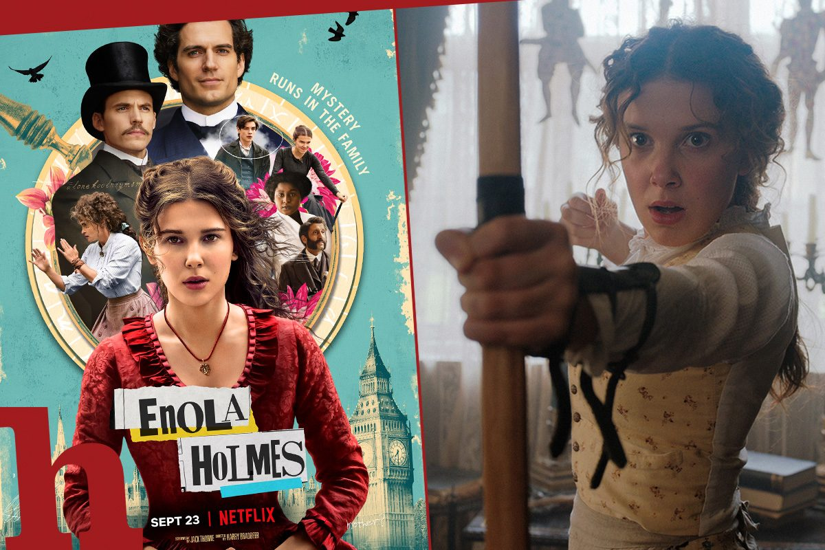 Enola Holmes – Review: Altbekanntes neu verpackt!