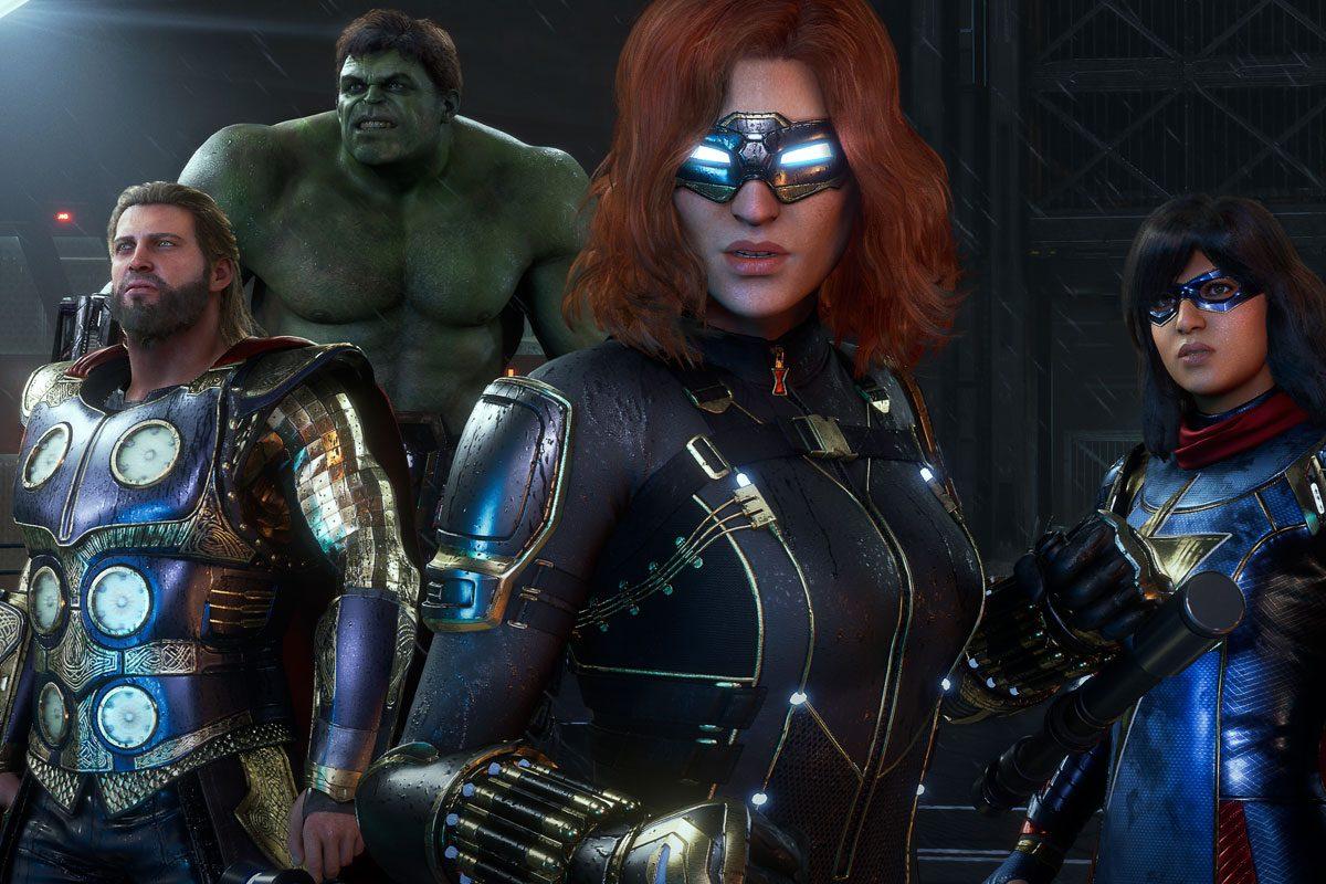 Avengers Game – Test und Tipps: Spaßige Action ohne Feinschliff