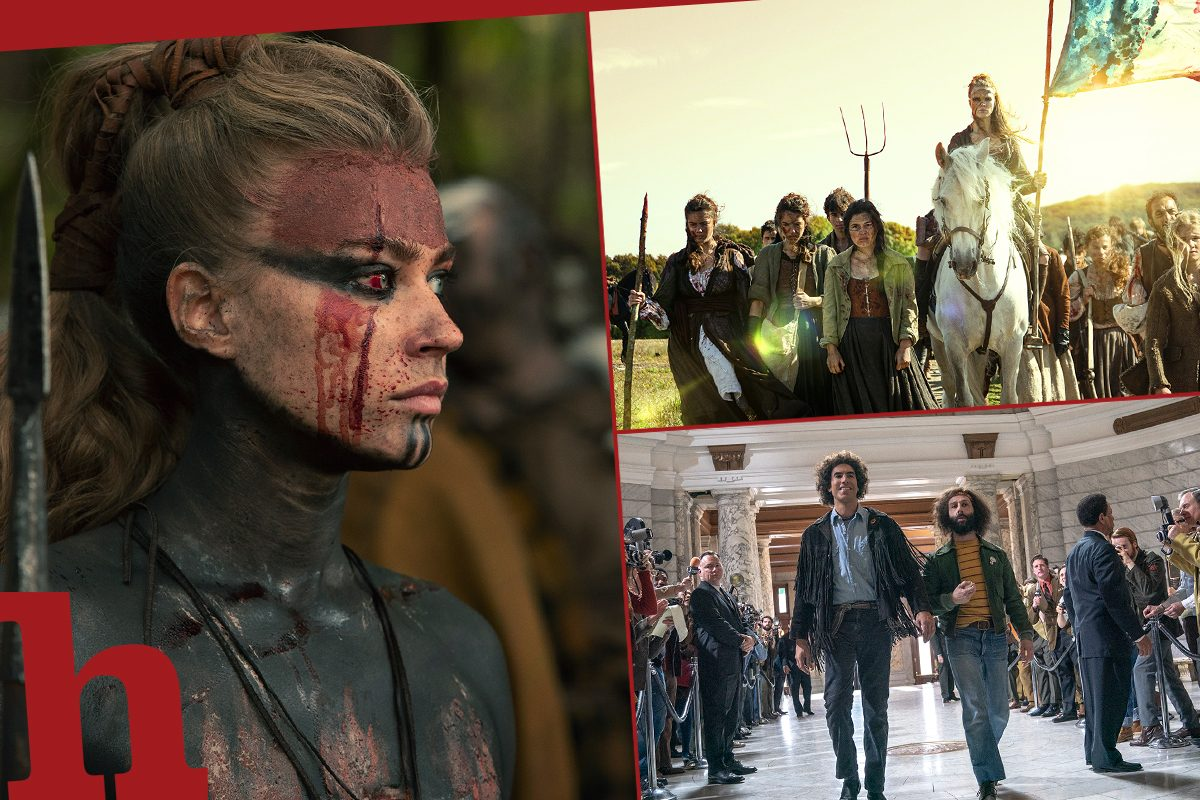 Neu auf Netflix im Oktober – der ultimative Überblick