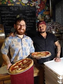 Pizzeria Vero, Pizzabäcker, Kellner, Bio-Restaurant, Wien 9