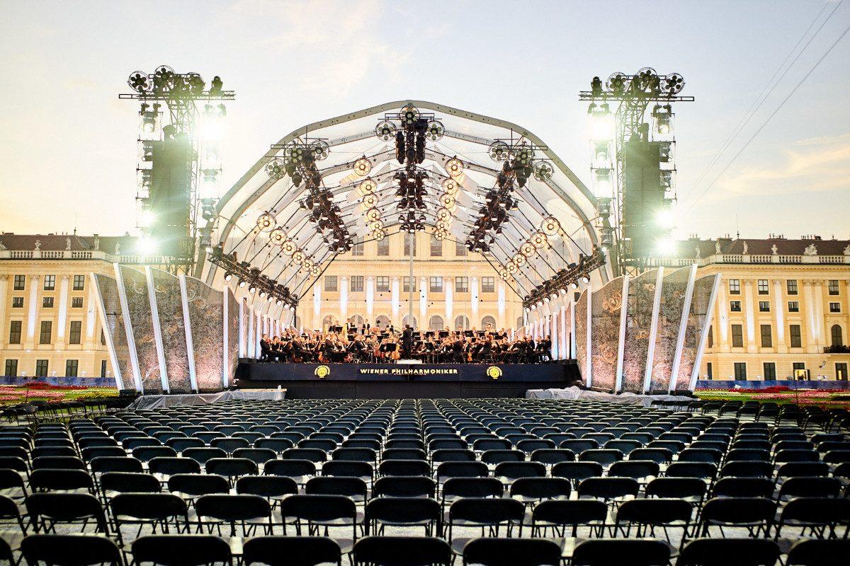 Sommernachtskonzert Schönbrunn: Alles anders 2020
