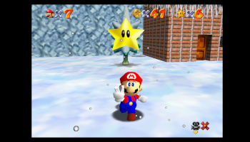 super mario 64, nintendo, 3d-collection, mario-sammlung, review,