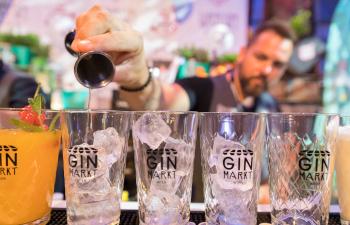 ginmarkt 2020, wien, cocktail