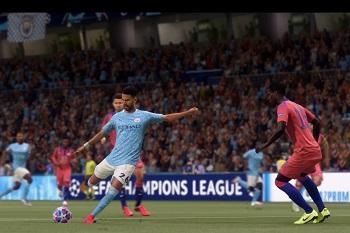 Aguero, Manchester City, FIFA 21, angeschnittener Schuss