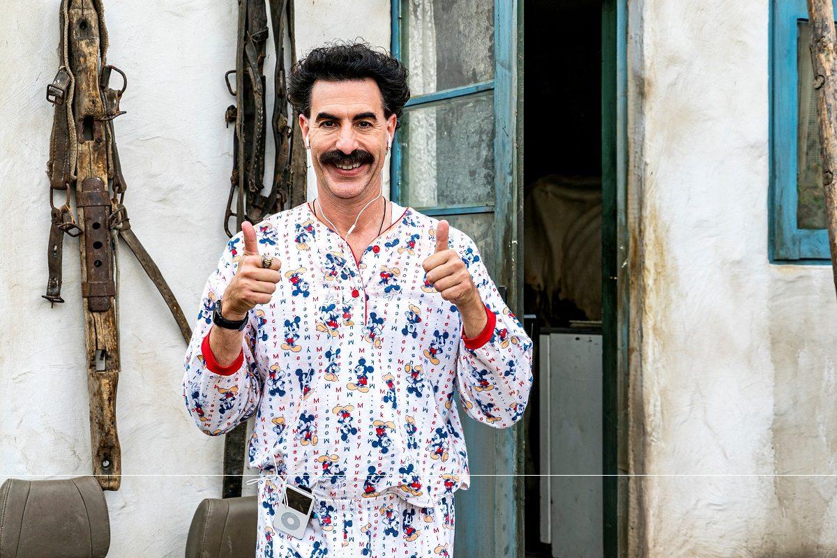 Borat 2 Kritik – die Kultfigur hat die perfekte Komplizin