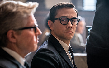 joseph gordon-levitt, the trial of the chicago 7, chicago, civil right movement, gegenrevolution, richard nixon
