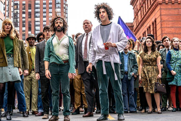 The Trial of the Chicago 7: Intensives Drama zur rechten Zeit