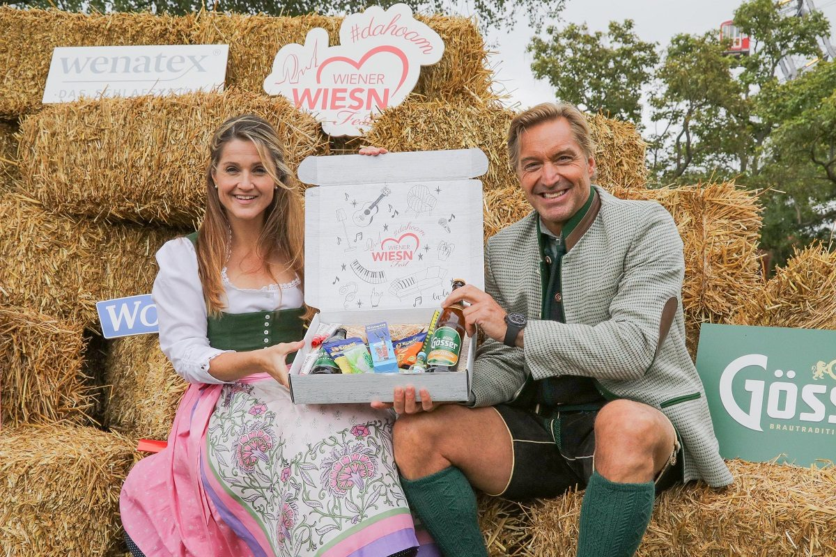 Wiener Wiesn als Online-Party – so läuft die Wiesn dahoam
