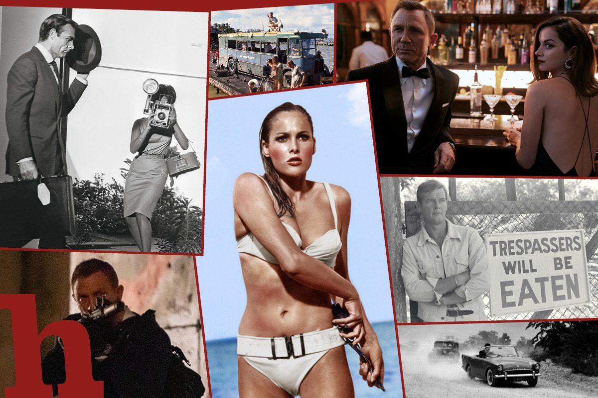 Unnützes James Bond Wissen: 28 coole Facts zu den 28 Filmen