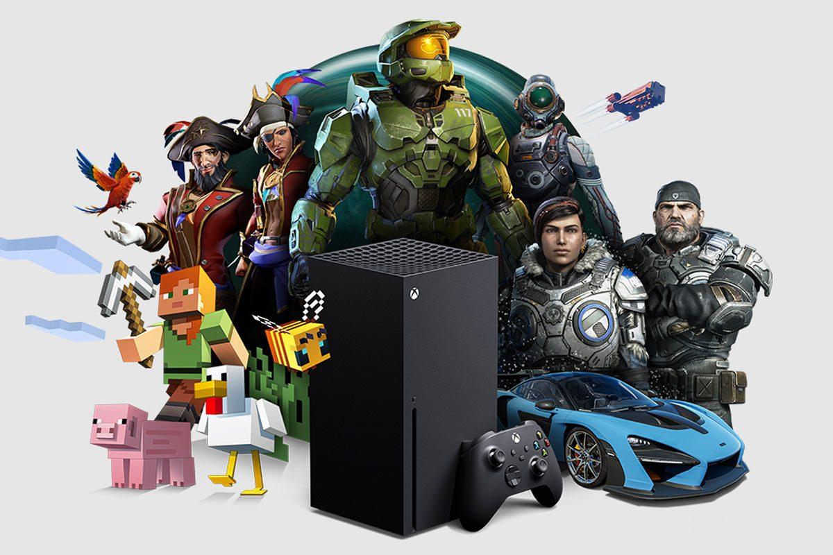 X (10) Gründe, dir die Xbox Series X zu kaufen