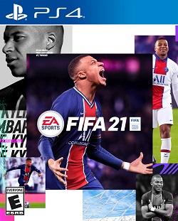 EA Sports Cover Mbappe