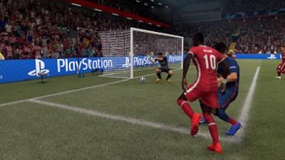 Mane Tor, kurze Ecke, FIFA 21 Test
