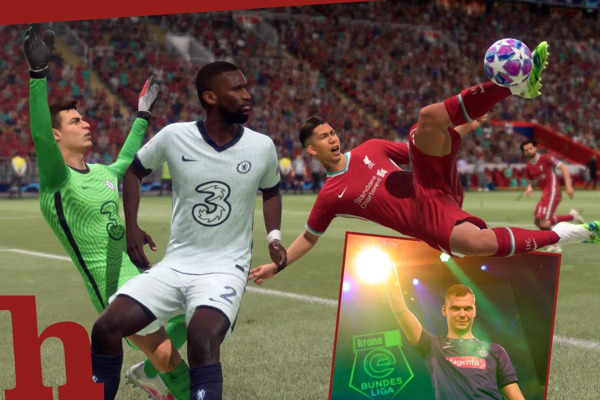 Wie gut ist FIFA 21 wirklich? Das sagt Österreichs Meister