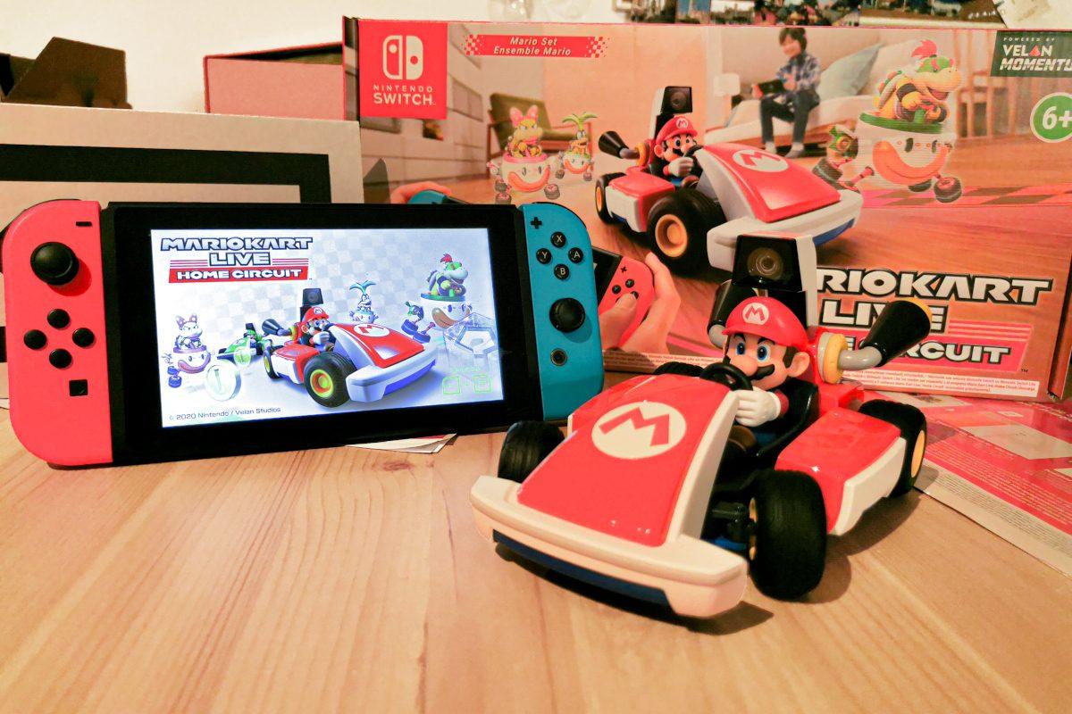 Mario Kart Live: Home Circuit im Test – Ein grandioser Spaß