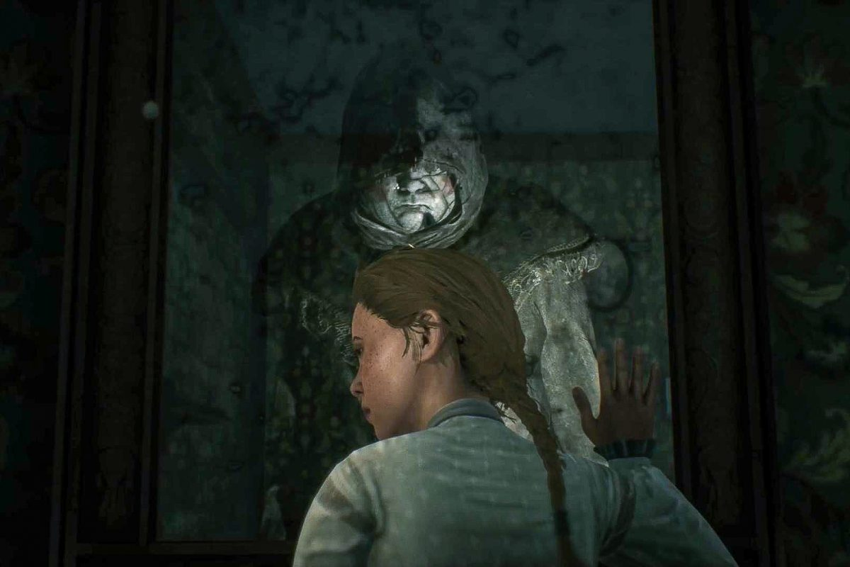 Remothered: Broken Porcelain im Test: Der Bug-Horror