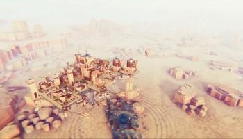 Airborne Kingdom, City-Builder, Aufbauspiel, Game, Vorschau, Dezember
