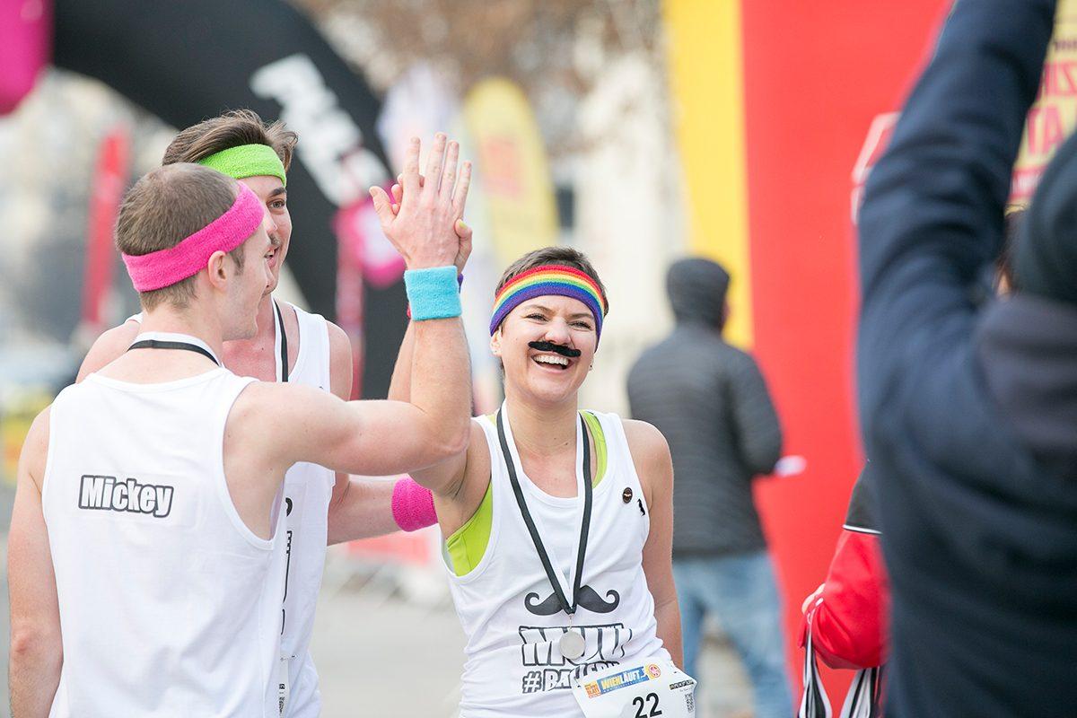 Movember Lauf digital – Joggen für die Gesundheit aller Männer