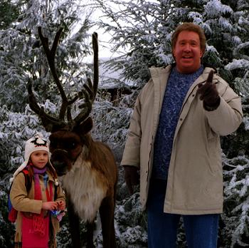 tim allen, santa clause, weihnachtsmann, santa clause 2