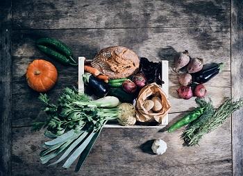 Bio-Kistl, Adamah, Lebensmittel, Obst und Gemüse, Essen bestellen