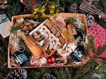Adventkalender für zu Hause, Essen liefern lassen im Lockdown, Spezialitäten, Handwerk Restaurant,