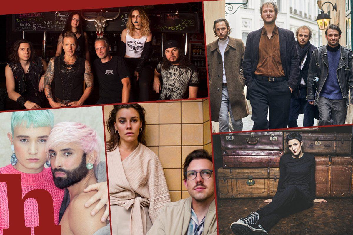 Neue Musik aus Österreich: Die besten Releases im Herbst 2020