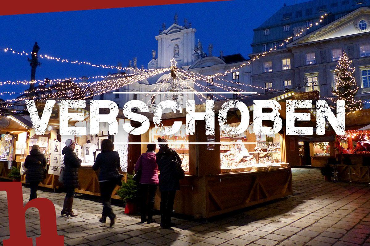 Christkindlmärkte in Wien trotz Corona? So könnte es ablaufen