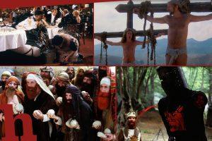 Die 10 besten und lustigsten Monty Python Filmszenen