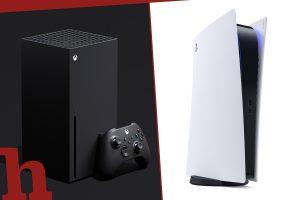 Xbox Series X vs. Playstation 5: Der Schlagabtausch zum Duell