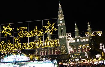 christkindlmärkte, wien, 2020, rathausplatz, wiener weihnachtstraum