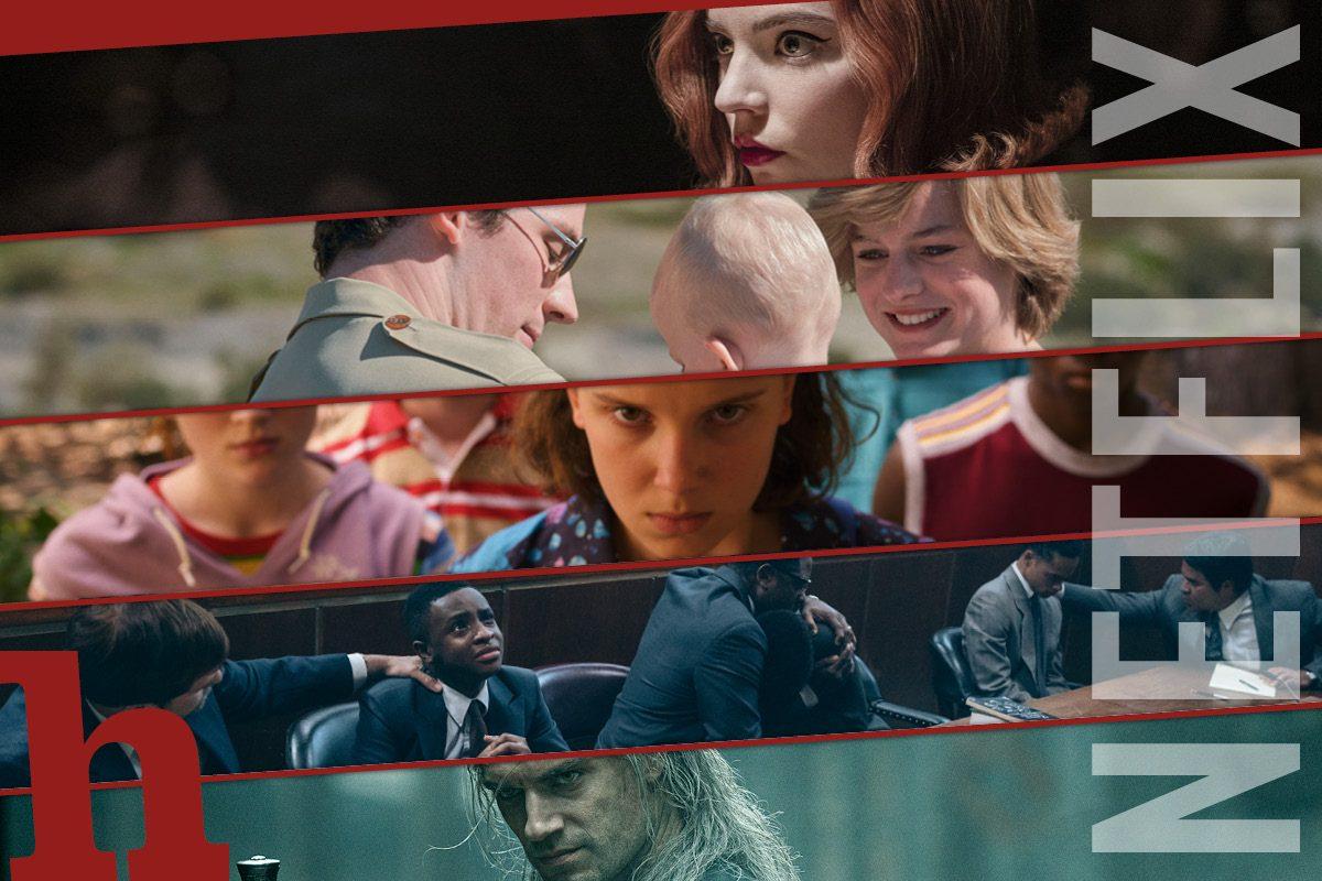 Die besten Netflix-Serien: Die Top-44 im ultimativen Ranking!