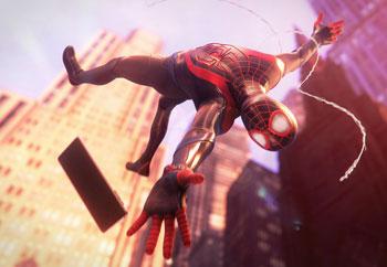 Spider-Man, Miles Morales, Sony, Insomniac, Playstation 5