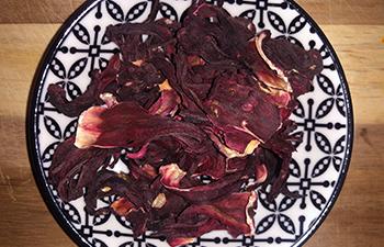 cranberry, hibiskus, gewürze