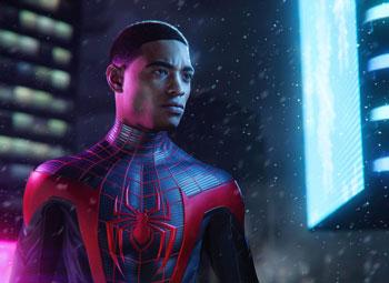 spider-man, miles morales, playstation