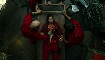 Haus des Geldes, Netflix, Operation, Netflix2021