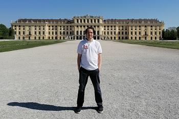 christoph könig, Helden der Freizeit, Schloss Schönbrunn