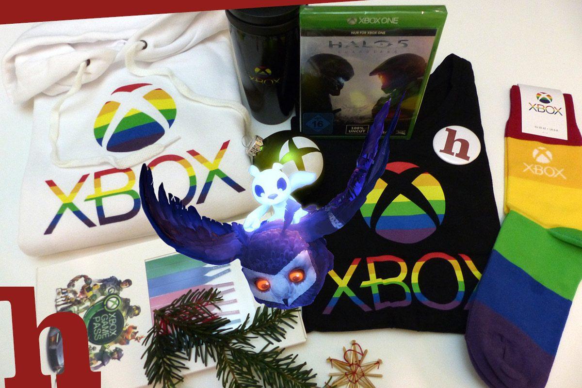 Gewinn Xbox-Mega-Paket mit Ori 2, Halo 5 und 6 Goodies