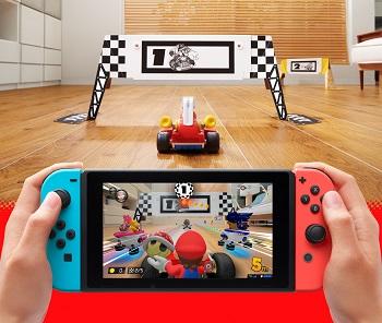 Mario Kart Live im Wohnzimmer